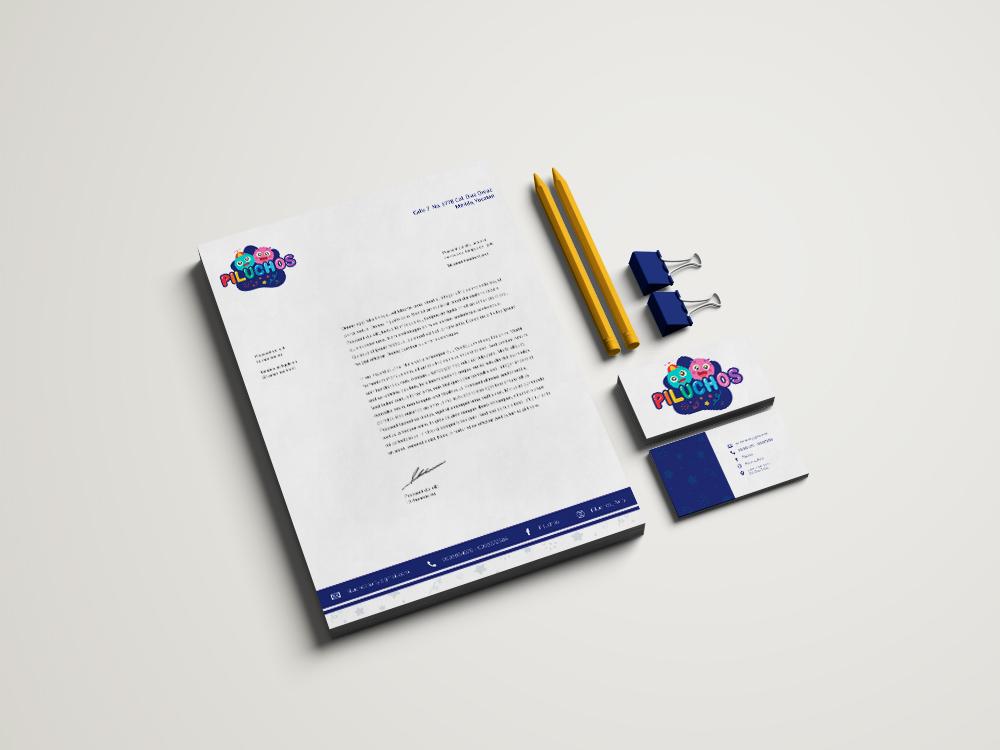 Stationery Mockup – Free Version