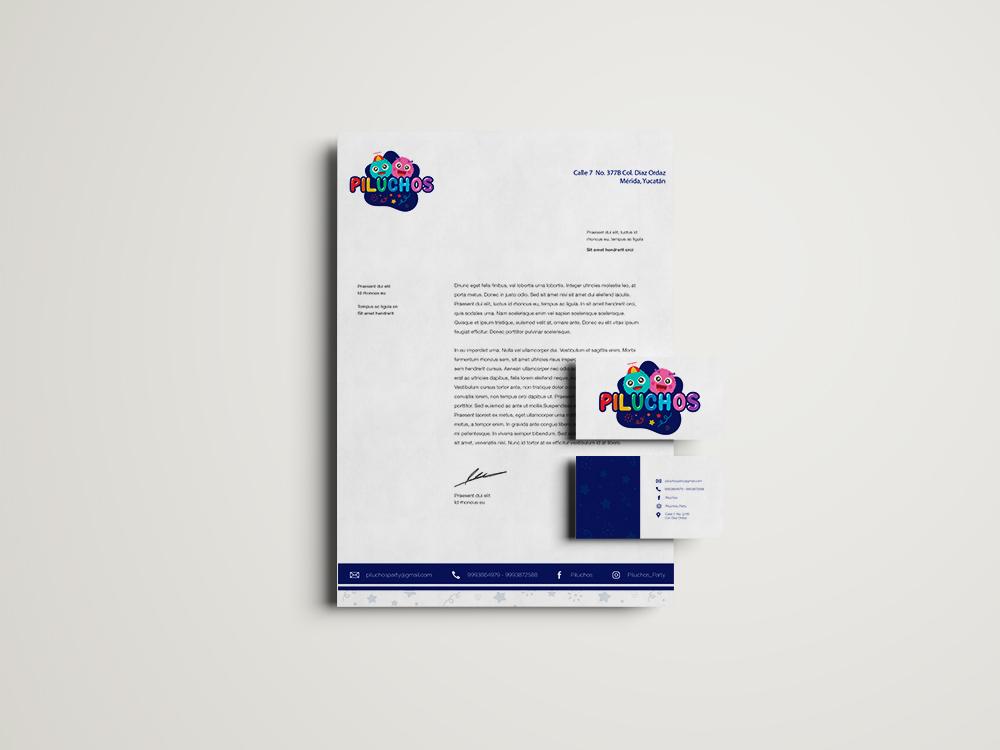 Stationery Mockup – Free Version3